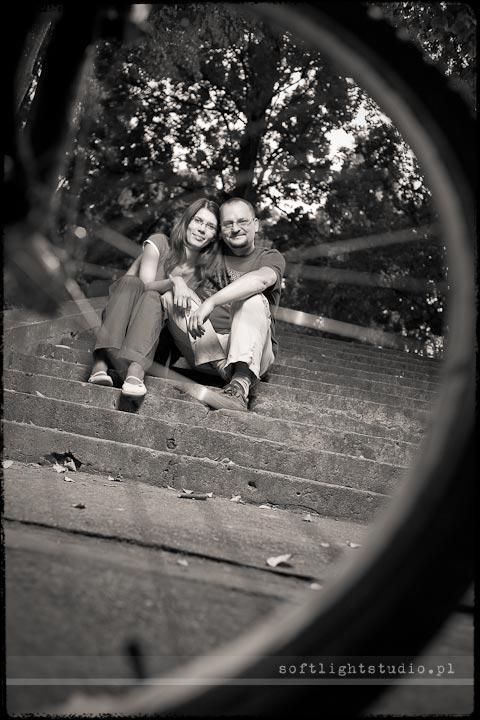 Ania i Marcin | sesja narzeczeńska