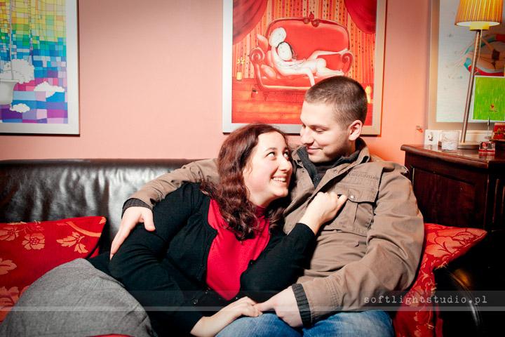 Ania i Michał   Sesja Narzeczeńska