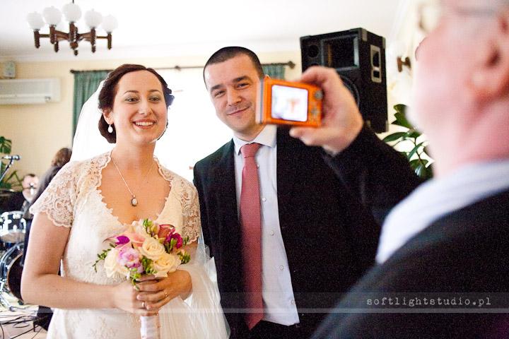 Ania i Michał - reportaż ślubny