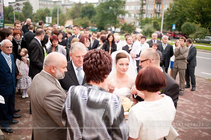 Zdjęcia ślubne Gosi i Pawła