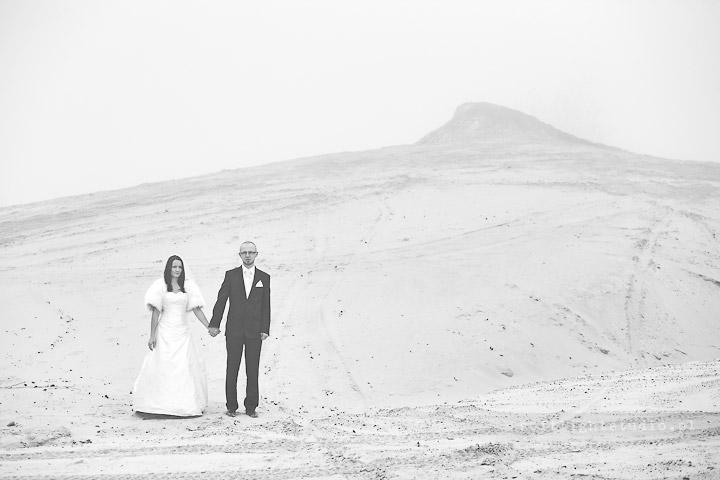 Plener ślubny Gosi i Pawła