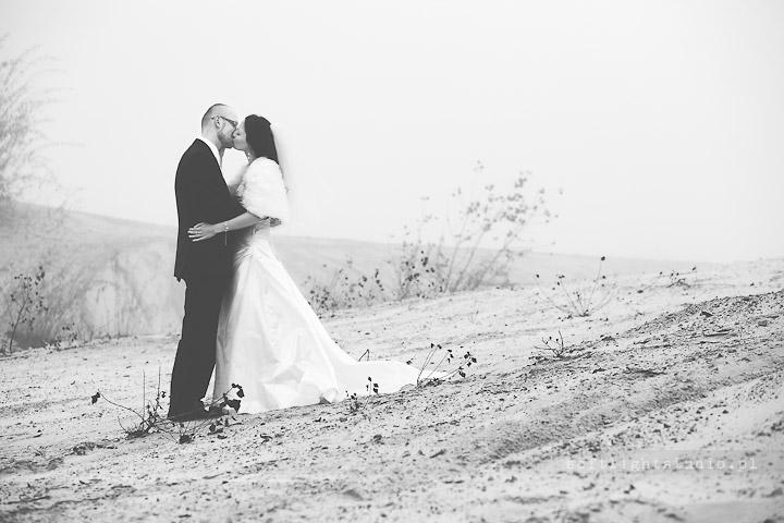 Zdjęcie z pleneru ślubnego Gosi i Pawła