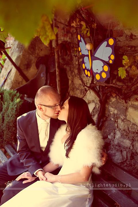 Zdjęcia z pleneru ślubnego