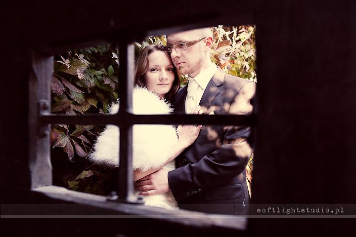 Ślubne zdjęcia Gosi i Pawła