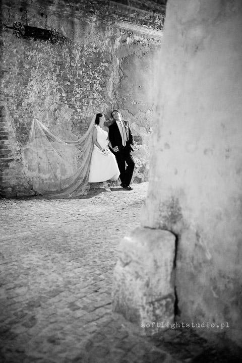 Plener Ślubny na Starym Mieście